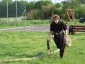 SDH Tojice nácvik na soutěž 2007