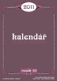 Nástěnný kalednář obce 2011 - PDF 5,6 MB