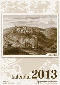 Nástěnný kalednář obce 2013 - PDF 7,5 MB